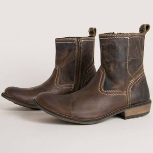 Roan by bed stu size 10 distressed leather